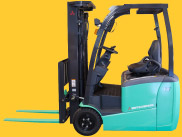 3-Wheel Electric Forklift|FB 13TCB - FB 20TCB